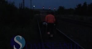 electrocutati gara tren Dej Caseiu