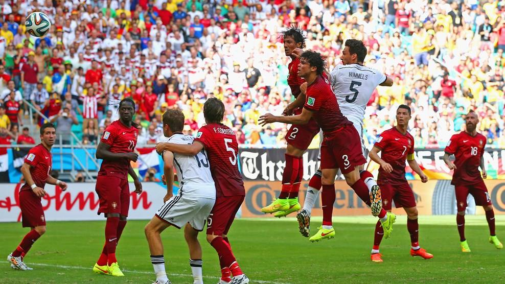 germania-portugalia world cup 2014