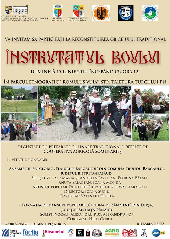 instrutatul boului Cluj