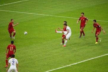 Campioana mondială și europeană en-titre, eliminată încă din grupele mondialului din Brazilia