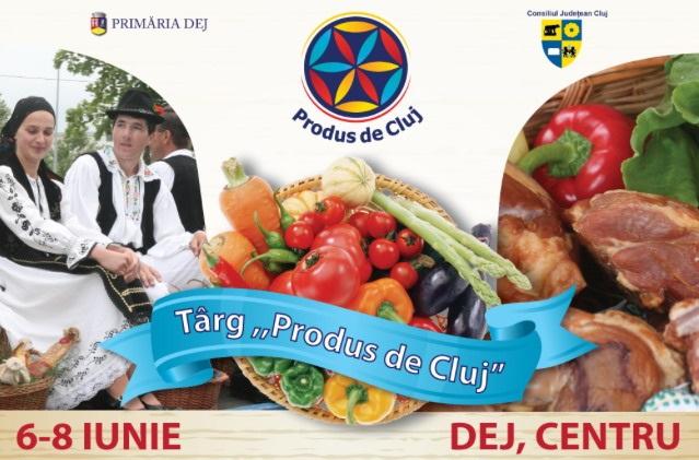 Produs de Cluj laDej