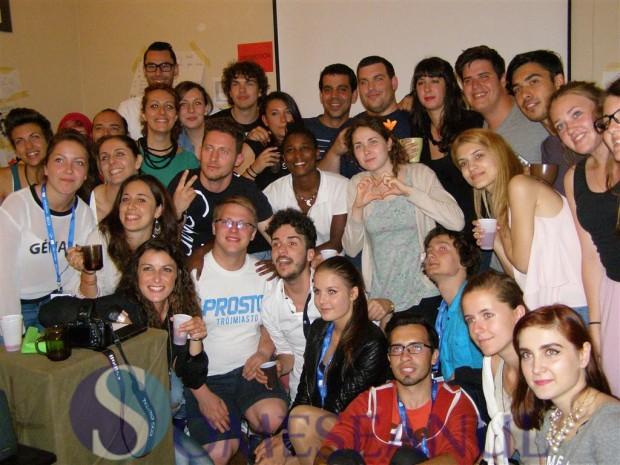 Dejul reprezentat in Polonia la reuniunea Youth Councils for Democracy (4)