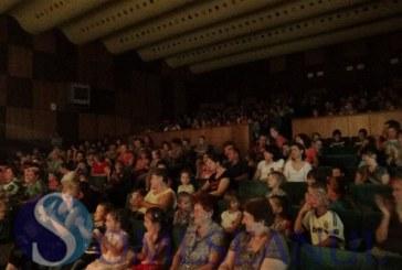 Teatru de păpuși la Centrul Cultural Arta din Dej