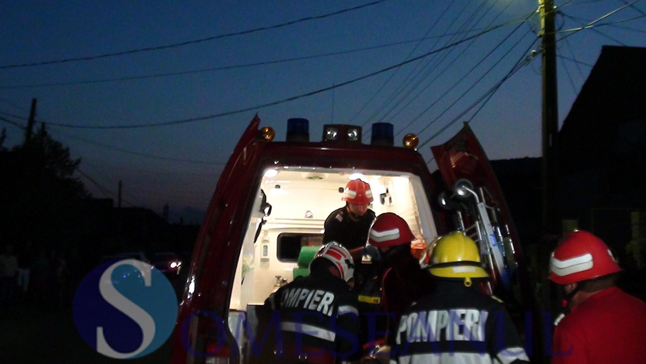 accident Dej - str Somcutului (4)