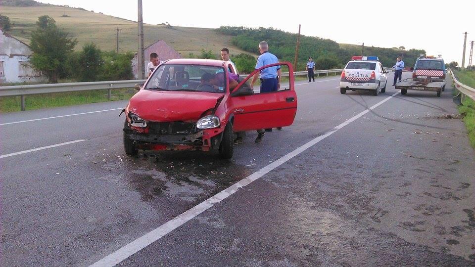 accident centura Gherla
