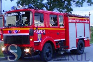 """""""La mulți ani"""" pompierilor dejeni, din partea primarului Morar Costan"""