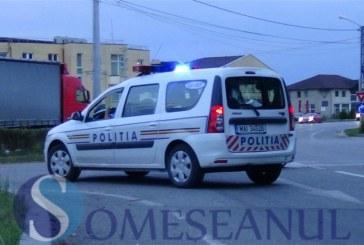 Prins băut la volan de polițiștii bistrițeni