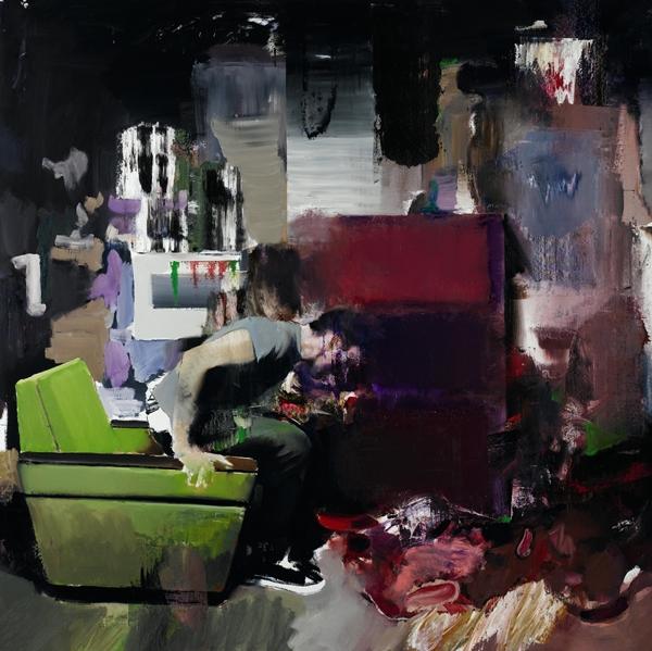 The Fake Rothko - tablou Adrian Ghenie