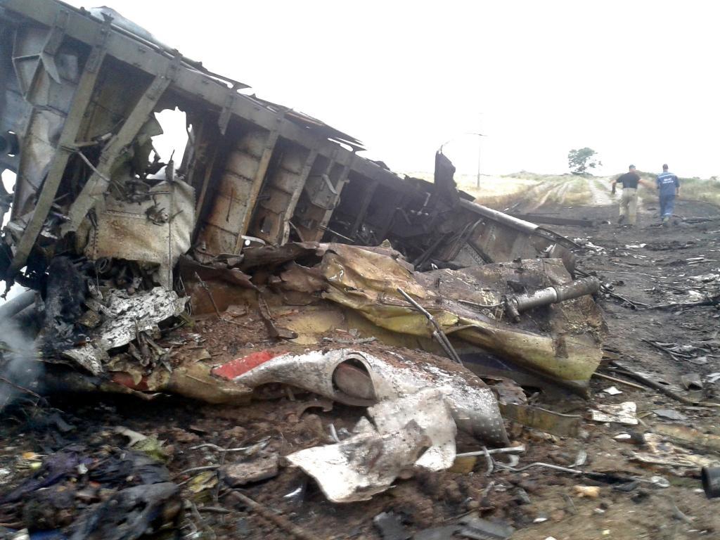 avion prabusit Malaysia Airlines