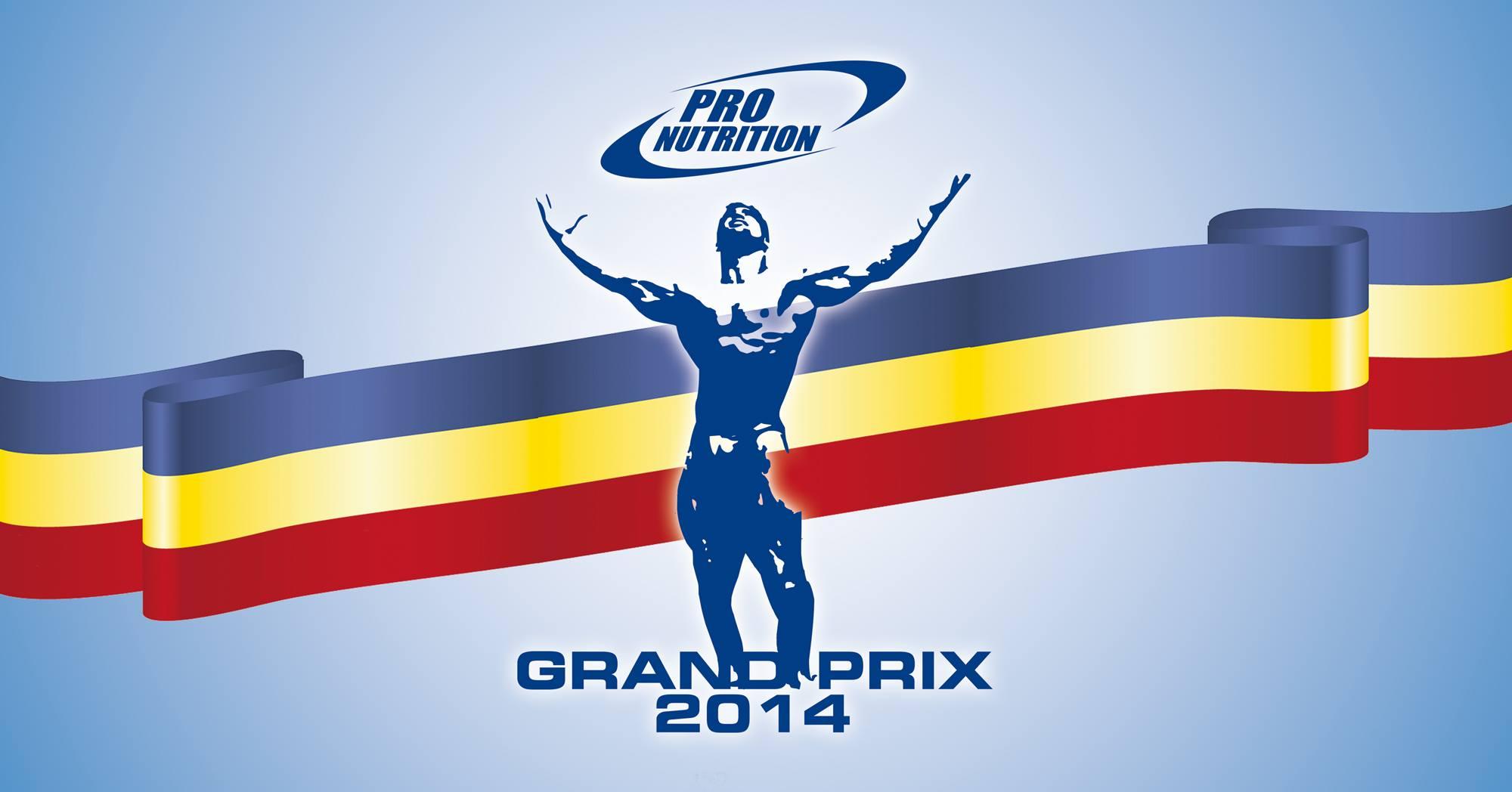 grand prix pro nutrition 2014