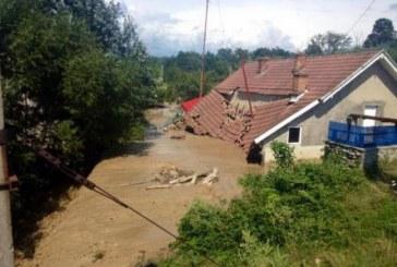 Bilanțul inundațiilor din ultimele zile în Sălaj
