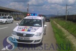 Un șofer băut din Răscruci a pus pe jar polițiștii din Gherla, Bonțida și Jucu