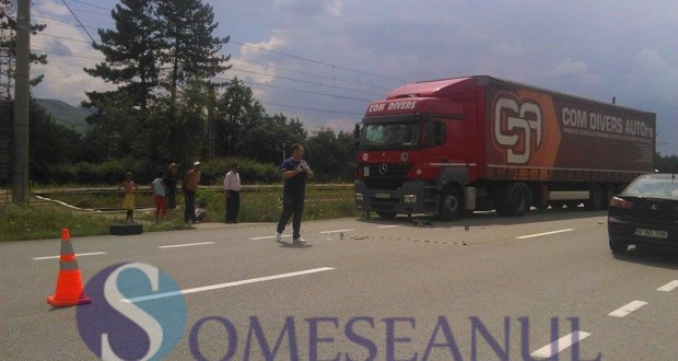 accident dn1c livada cluj