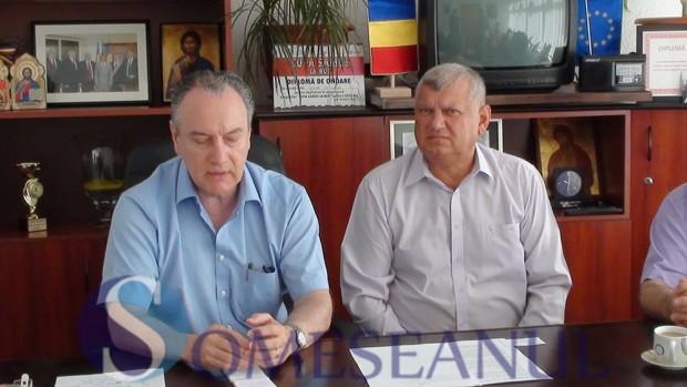 Cornel Itu si Ambasadorul Mexicului (1)