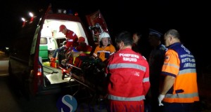 accident Ciceu GIurgesti masina in vale (1)