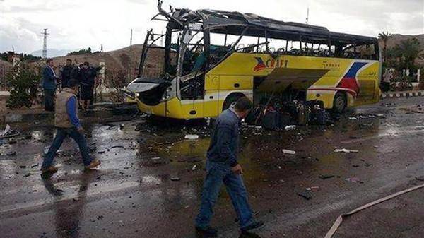 accident autocar egipt