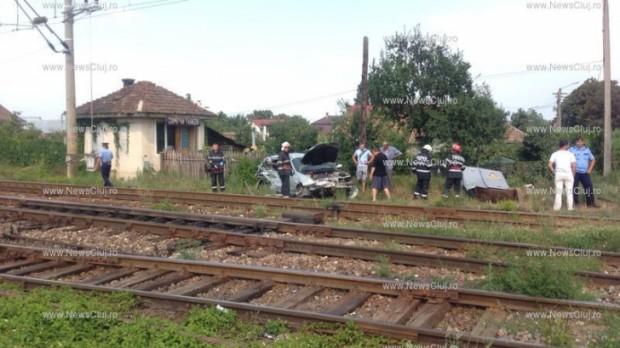 accident feroviar campia turzii
