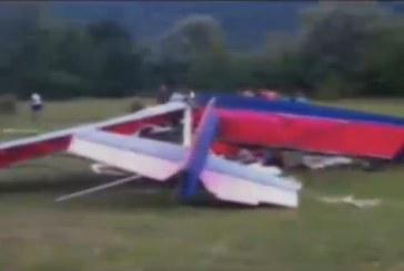 Anchetatorii iau în calcul toate variantele în cazul avionului prăbușit în Maramureș