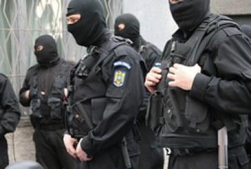Percheziții la Cluj: Sunt vizate persoane care au exploatat ilegal zăcăminte de aur