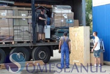 Încă 5 tone de mâncare pentru câinii de la adăpostul din Dej FOTO/VIDEO