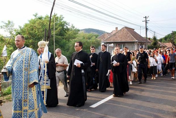 pelerinaj greco-catolic Nicula