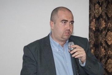 Sebastian Lazin, candidatul Partidului Mișcarea Populară la Primăria Dej