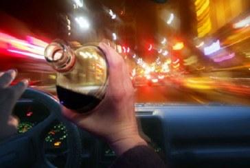 Șofer din Chiuiești, prins la volan în Cășeiu, cu o alcoolemie suficientă pentru un dosar penal