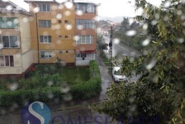 COD GALBEN de precipitații și răcire accentuată a vremii