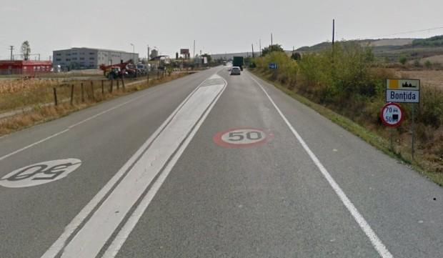 trafic bontida DN1C limita viteza