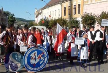 Festival de dansuri populare maghiare, la Dej FOTO/VIDEO