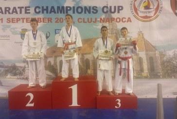 Patru medalii pentru sportivii de la Budokan Ryu la Cupa Campionilor Europeni – FOTO
