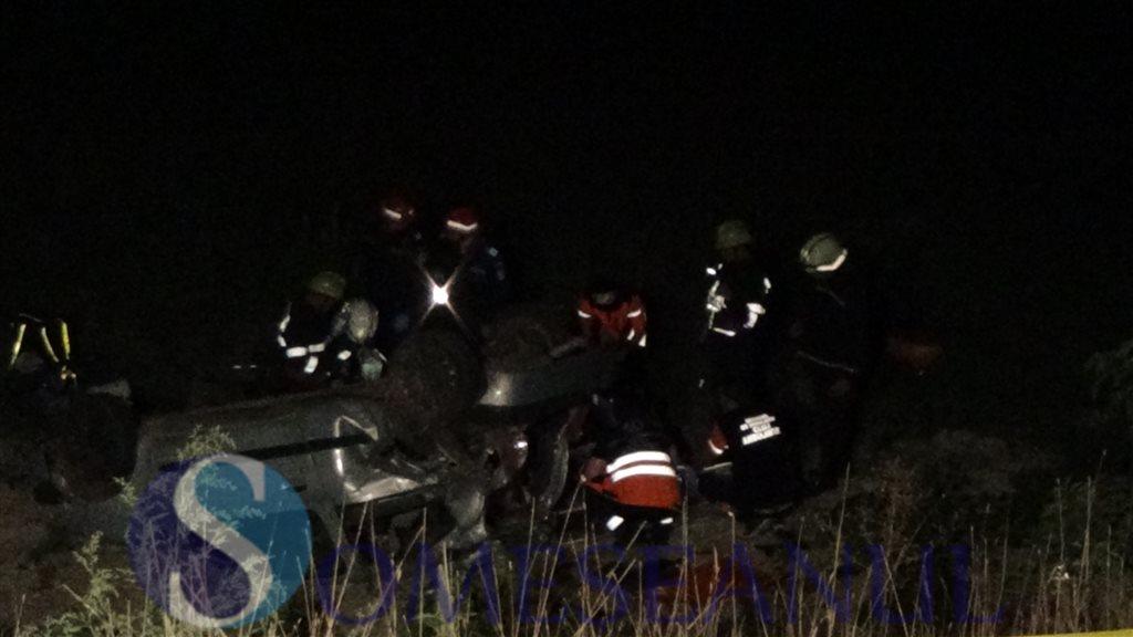 Accident 3 morti Manasturel Cluj