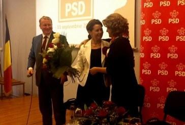 Aurelia Cristea, candidatul PSD pentru Primăria Cluj-Napoca