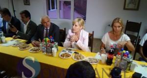 Elena Udrea la Dej (1)