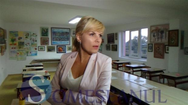 Elena Udrea la Dej (6)