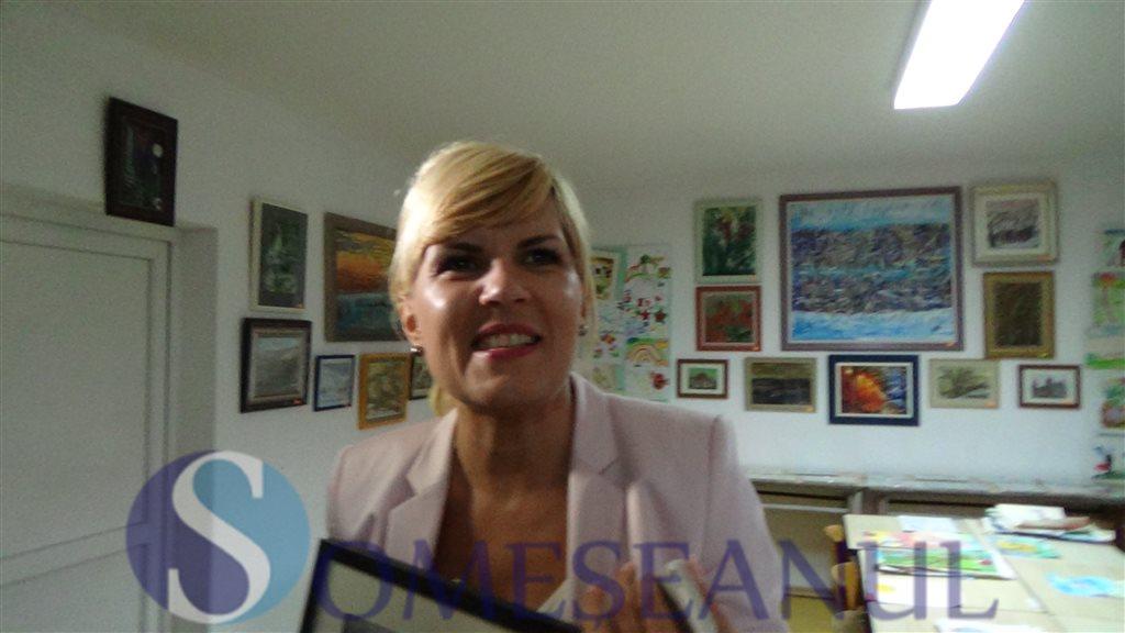 Elena Udrea la Dej (7)