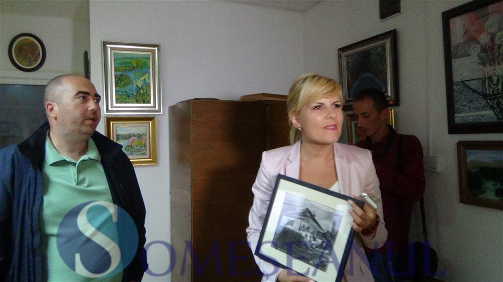 Elena Udrea la Dej (8)