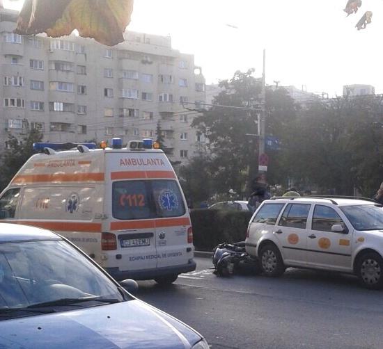 Foto accident Marasti