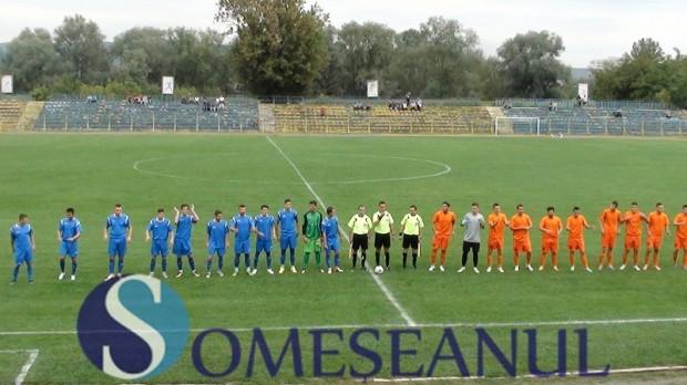 Unirea Dej - Sanmartin fotbal (7)