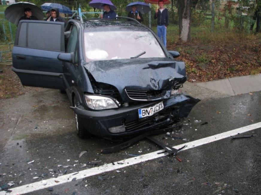 accident dn 17 bistrita