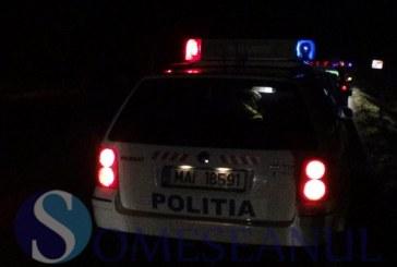 Urmăriri în trafic, după un scandal în  fața unui local din Năsăud