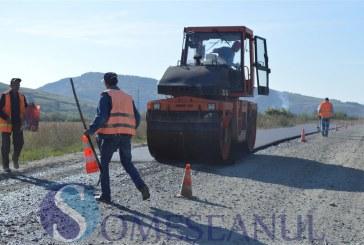 Încep lucrările de întreținere la drumurilor județene din Nicula, Iclod, Unguraș și Luna