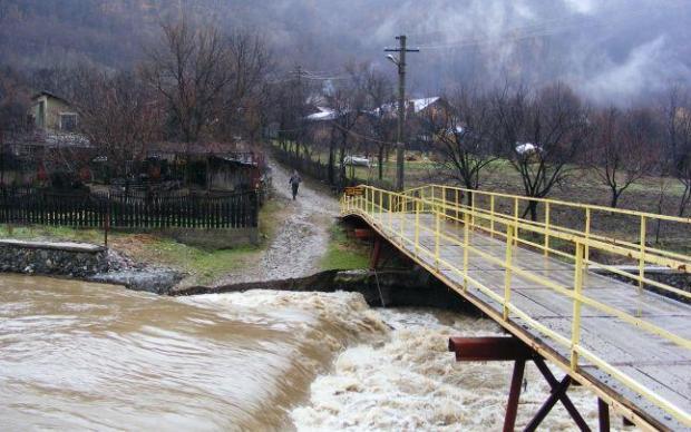 atentionare hidrologica inundatii