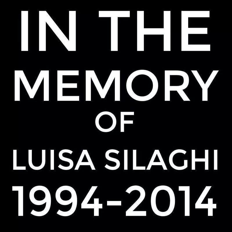 in the memory of luisa silaghi