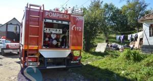 incendiu nicula pompierii-4