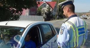 razie politie Dej (2)
