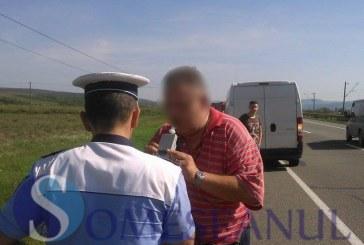 Mort de beat la volan în Câmpia Turzii