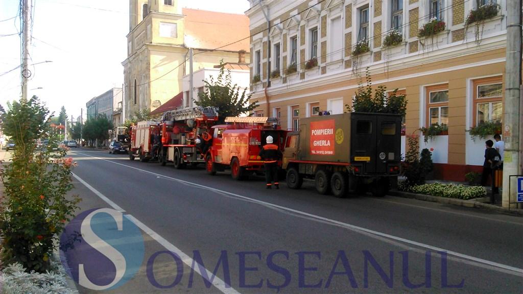 ziua pompieriilor romani 2014 gherla-10