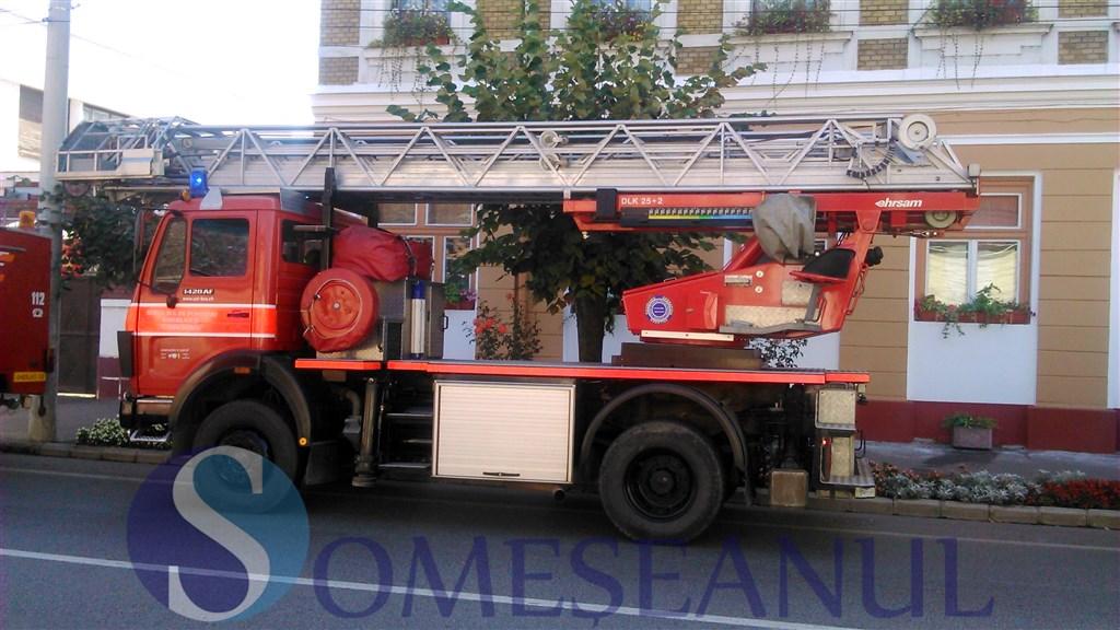 ziua pompieriilor romani 2014 gherla-13