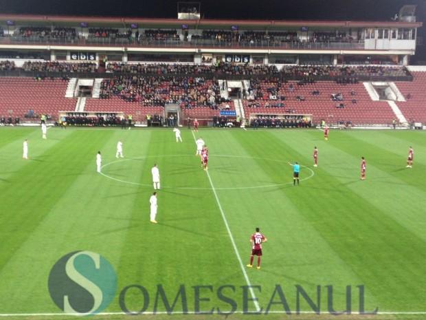 CFR Cluj - Dinamo Bucuresti fotbal (3)